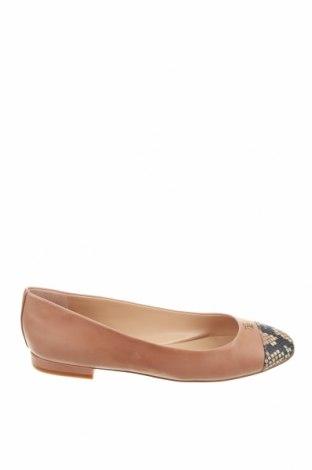 Дамски обувки Ralph Lauren, Размер 41, Цвят Кафяв, Естествена кожа, Цена 142,12лв.