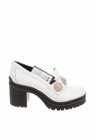 Γυναικεία παπούτσια Y.A.S, Μέγεθος 40, Χρώμα Λευκό, Γνήσιο δέρμα, Τιμή 66,25€