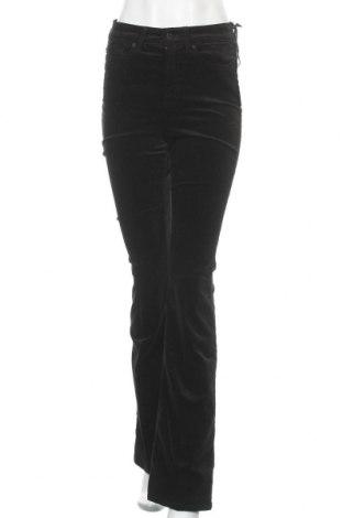 Γυναικείο παντελόνι 7 For All Mankind, Μέγεθος M, Χρώμα Μαύρο, 54% βαμβάκι, 35% μοντάλ, 8% πολυεστέρας, 3% πολυουρεθάνης, Τιμή 28,34€