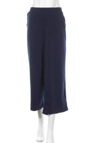 Γυναικείο παντελόνι Aniston, Μέγεθος L, Χρώμα Μπλέ, 93% πολυεστέρας, 7% ελαστάνη, Τιμή 19,79€