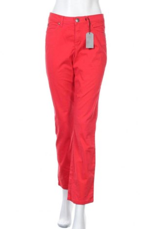 Γυναικείο παντελόνι Arizona, Μέγεθος S, Χρώμα Κόκκινο, 98% βαμβάκι, 2% ελαστάνη, Τιμή 29,73€