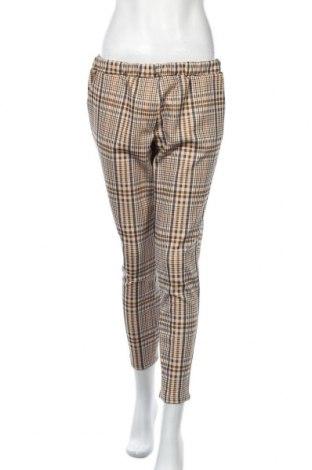 Дамски панталон Awama, Размер M, Цвят Многоцветен, 95% полиестер, 5% еластан, Цена 27,65лв.