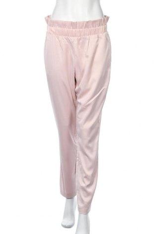 Γυναικείο παντελόνι Aware by Vero Moda, Μέγεθος M, Χρώμα Ρόζ , 97% πολυεστέρας, 3% ελαστάνη, Τιμή 18,85€