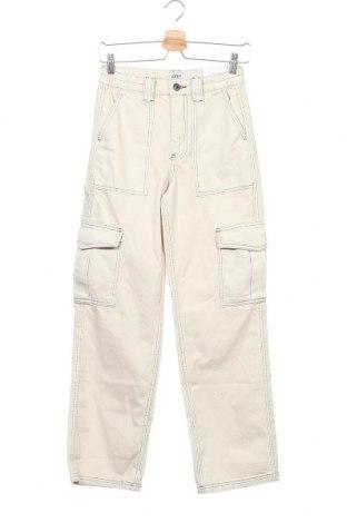 Γυναικείο παντελόνι BDG, Μέγεθος XS, Χρώμα  Μπέζ, Βαμβάκι, Τιμή 18,19€