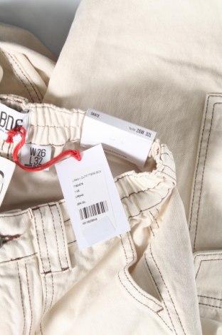 Γυναικείο παντελόνι BDG, Μέγεθος XS, Χρώμα  Μπέζ, Βαμβάκι, Τιμή 21,65€