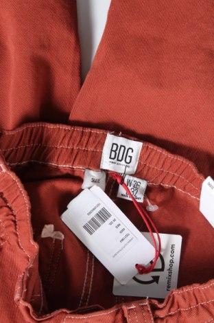 Γυναικείο παντελόνι BDG, Μέγεθος XS, Χρώμα Κόκκινο, Βαμβάκι, Τιμή 16,46€