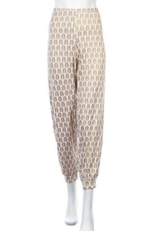 Γυναικείο παντελόνι Biba, Μέγεθος XL, Χρώμα Πολύχρωμο, 93% βισκόζη, 7% ελαστάνη, Τιμή 19,77€