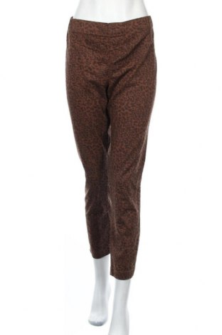 Γυναικείο παντελόνι C&A, Μέγεθος XL, Χρώμα Καφέ, 98% βαμβάκι, 2% ελαστάνη, Τιμή 18,84€