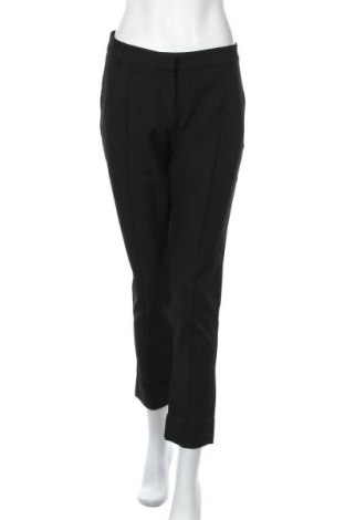 Γυναικείο παντελόνι Chattawak, Μέγεθος L, Χρώμα Μαύρο, 95% πολυεστέρας, 5% ελαστάνη, Τιμή 11,74€