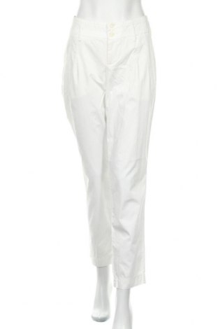 Γυναικείο παντελόνι Cinque, Μέγεθος XL, Χρώμα Λευκό, Βαμβάκι, Τιμή 20,42€