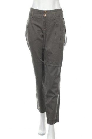 Γυναικείο παντελόνι Cinque, Μέγεθος XL, Χρώμα Γκρί, Βαμβάκι, Τιμή 52,82€