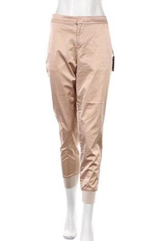 Γυναικείο παντελόνι Cinque, Μέγεθος XL, Χρώμα Ρόζ , 50% βαμβάκι, 44% βισκόζη, 6% ελαστάνη, Τιμή 47,11€