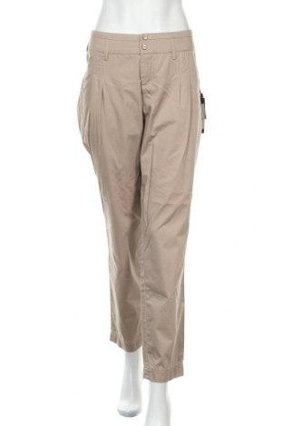 Γυναικείο παντελόνι Cinque, Μέγεθος XL, Χρώμα  Μπέζ, Βαμβάκι, Τιμή 74,03€