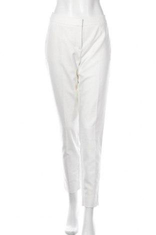 Γυναικείο παντελόνι Comma,, Μέγεθος M, Χρώμα Λευκό, 57% βαμβάκι, 40% πολυεστέρας, 3% ελαστάνη, Τιμή 59,83€