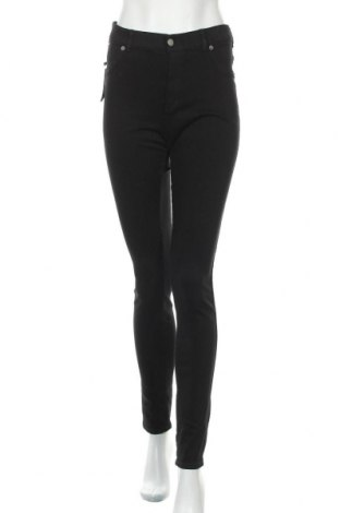 Γυναικείο παντελόνι Dr. Denim, Μέγεθος XL, Χρώμα Μαύρο, 98% βαμβάκι, 2% ελαστάνη, Τιμή 18,14€