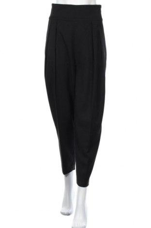Дамски панталон Edited, Размер S, Цвят Черен, 55% полиестер, 40% вискоза, 5% еластан, Цена 40,12лв.