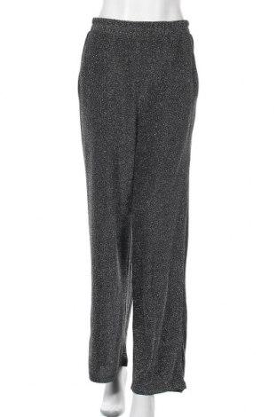 Дамски панталон Edited, Размер M, Цвят Черен, 77% полиамид, 18% метални нишки, 5% еластан, Цена 40,50лв.