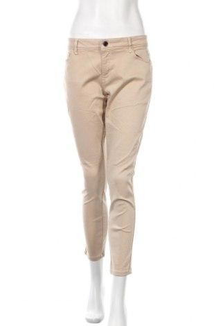 Дамски панталон Esprit, Размер L, Цвят Бежов, 40% модал, 26% лиосел, 23% памук, 10% други тъкани, 1% еластан, Цена 24,36лв.