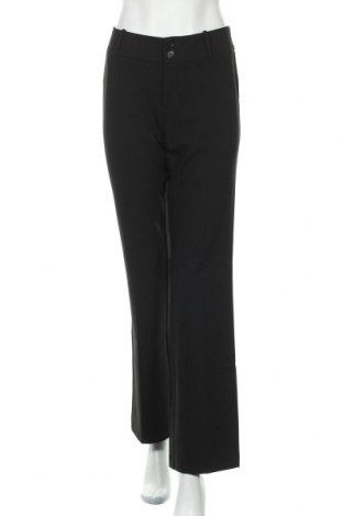 Дамски панталон Esprit, Размер M, Цвят Черен, 62% полиестер, 33% вискоза, 5% еластан, Цена 51,00лв.
