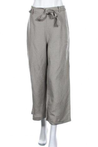 Γυναικείο παντελόνι Forever New, Μέγεθος XL, Χρώμα Καφέ, 52% λινό, 48% βισκόζη, Τιμή 19,74€