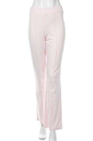 Γυναικείο παντελόνι Gina Tricot, Μέγεθος XS, Χρώμα Ρόζ , 96% πολυεστέρας, 4% ελαστάνη, Τιμή 16,56€