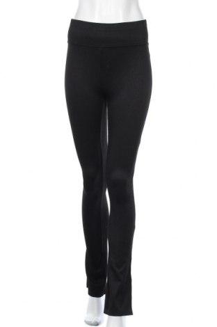 Γυναικείο αθλητικό παντελόνι Gina Tricot, Μέγεθος M, Χρώμα Μαύρο, 94% πολυαμίδη, 6% ελαστάνη, Τιμή 14,30€