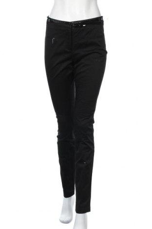 Γυναικείο παντελόνι Grain De Malice, Μέγεθος S, Χρώμα Μαύρο, 98% βαμβάκι, 2% ελαστάνη, Τιμή 25,97€