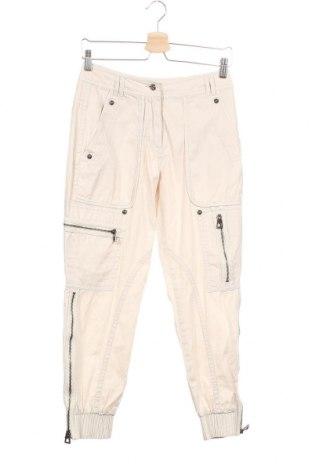 Γυναικείο παντελόνι Gustav, Μέγεθος XS, Χρώμα  Μπέζ, 98% βαμβάκι, 2% ελαστάνη, Τιμή 35,26€