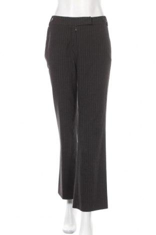 Дамски панталон H&M, Размер M, Цвят Кафяв, 64% полиестер, 34% вискоза, 2% еластан, Цена 3,00лв.
