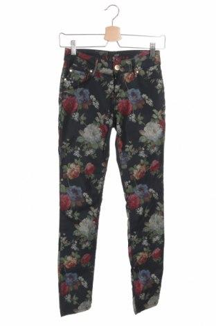 Дамски панталон Hallhuber, Размер XXS, Цвят Многоцветен, Цена 12,32лв.