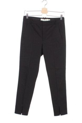 Γυναικείο παντελόνι In Wear, Μέγεθος XS, Χρώμα Μαύρο, 51% βαμβάκι, 45% πολυεστέρας, 4% ελαστάνη, Τιμή 23,31€