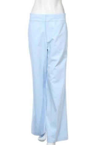 Γυναικείο παντελόνι In Wear, Μέγεθος M, Χρώμα Μπλέ, 51% βαμβάκι, 45% πολυεστέρας, 4% ελαστάνη, Τιμή 35,83€