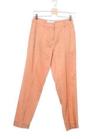 Γυναικείο παντελόνι Ivy & Oak, Μέγεθος XS, Χρώμα Πορτοκαλί, 78% βισκόζη, 22% βαμβάκι, Τιμή 17,07€