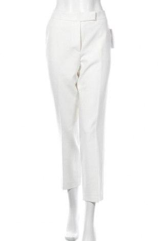 Γυναικείο παντελόνι Ivy & Oak, Μέγεθος M, Χρώμα Λευκό, 63% πολυεστέρας, 31% βισκόζη, 6% ελαστάνη, Τιμή 25,34€