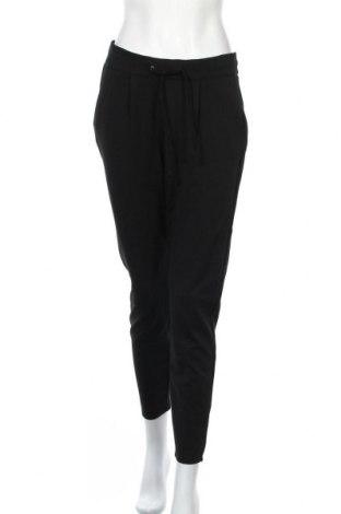 Γυναικείο παντελόνι Jacqueline De Yong, Μέγεθος M, Χρώμα Μαύρο, 66% βισκόζη, 30% πολυαμίδη, 4% ελαστάνη, Τιμή 20,32€