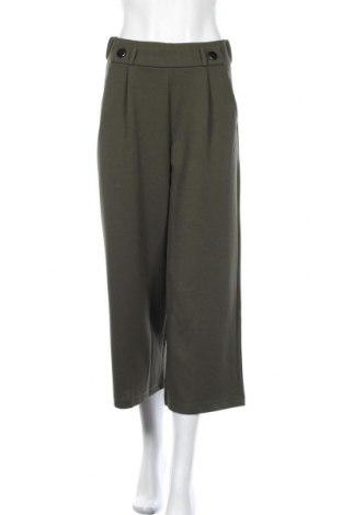 Γυναικείο παντελόνι Jacqueline De Yong, Μέγεθος M, Χρώμα Πράσινο, 95% πολυεστέρας, 5% ελαστάνη, Τιμή 21,08€