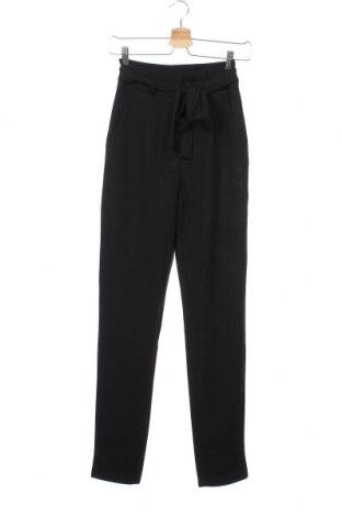 Γυναικείο παντελόνι Jdy, Μέγεθος XS, Χρώμα Μαύρο, 95% πολυεστέρας, 5% ελαστάνη, Τιμή 18,22€