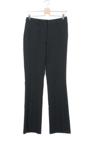 Дамски панталон Kiomi, Размер XS, Цвят Зелен, 48% памук, 48% полиестер, 4% еластан, Цена 12,58лв.