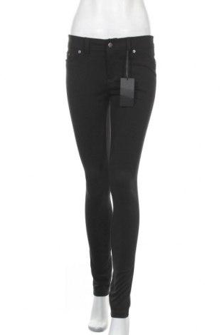 Γυναικείο παντελόνι Laura Scott, Μέγεθος S, Χρώμα Μαύρο, 76% πολυεστέρας, 20% βισκόζη, 4% ελαστάνη, Τιμή 29,73€