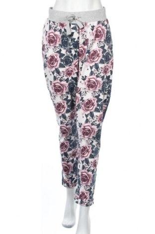 Γυναικείο παντελόνι Laura Torelli, Μέγεθος M, Χρώμα Πολύχρωμο, Βαμβάκι, Τιμή 15,59€