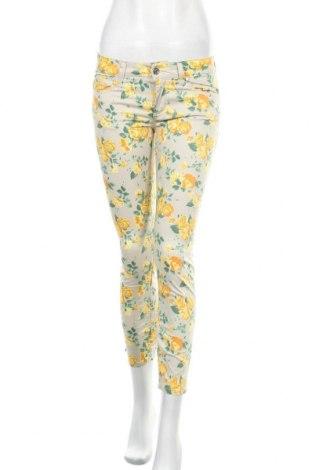 Γυναικείο παντελόνι Liu Jo, Μέγεθος M, Χρώμα Πολύχρωμο, Βαμβάκι, Τιμή 20,39€