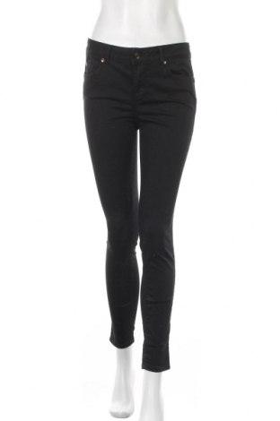 Γυναικείο παντελόνι Liu Jo, Μέγεθος M, Χρώμα Μαύρο, 67% βαμβάκι, 29% πολυεστέρας, 4% ελαστάνη, Τιμή 24,94€