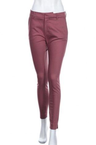 Дамски панталон MOS MOSH, Размер S, Цвят Червен, 48% памук, 47% полиамид, 4% еластан, Цена 123,37лв.