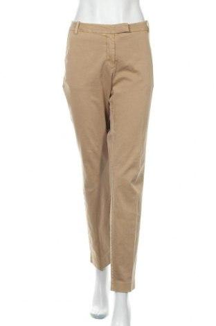 Γυναικείο παντελόνι Marc O'Polo, Μέγεθος XL, Χρώμα  Μπέζ, 81% βαμβάκι, 16% lyocell, 3% ελαστάνη, Τιμή 23,38€