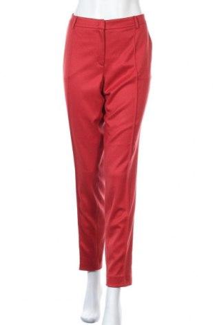 Pantaloni de femei More & More, Mărime L, Culoare Roșu, 65% poliester, 32% viscoză, 3% elastan, Preț 129,18 Lei