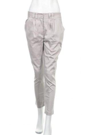 Γυναικείο παντελόνι Nife, Μέγεθος M, Χρώμα Βιολετί, 73% βαμβάκι, 22% πολυεστέρας, 5% lyocell, Τιμή 14,76€