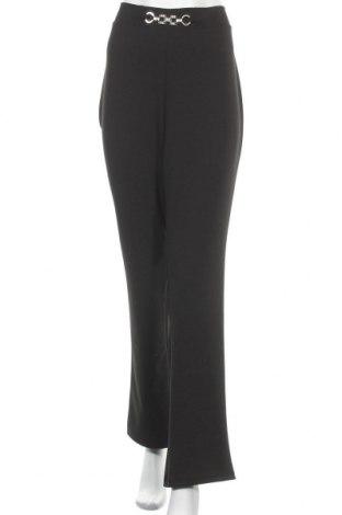 Γυναικείο παντελόνι Nly Trend, Μέγεθος L, Χρώμα Μαύρο, 95% πολυεστέρας, 5% ελαστάνη, Τιμή 14,23€