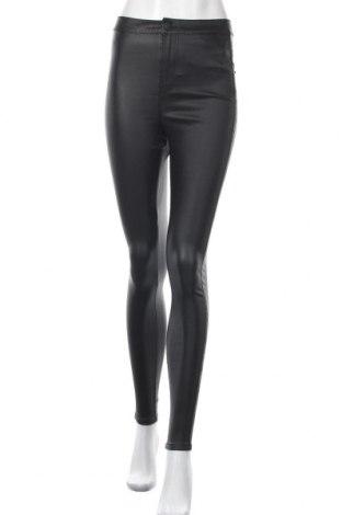 Γυναικείο παντελόνι Noisy May, Μέγεθος S, Χρώμα Μαύρο, 77% βισκόζη, 20% πολυαμίδη, 3% ελαστάνη, Τιμή 15,80€