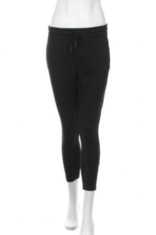 Дамски панталон ONLY, Размер S, Цвят Черен, 63% вискоза, 32% полиамид, 5% еластан, Цена 27,00лв.
