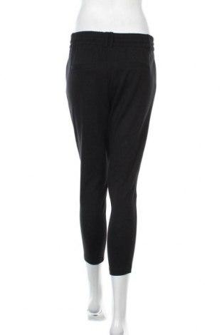 Дамски панталон ONLY, Размер M, Цвят Черен, 63% вискоза, 32% полиамид, 2% еластан, Цена 27,00лв.
